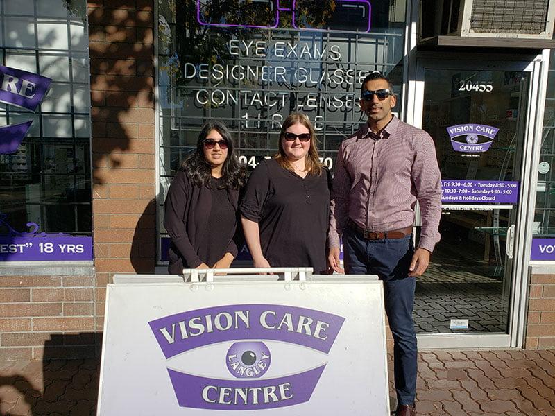 Langley Eyecare Centre