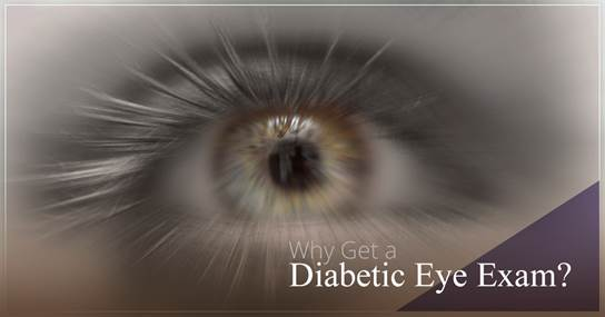 Why Get a Diabetic Eye Exam?