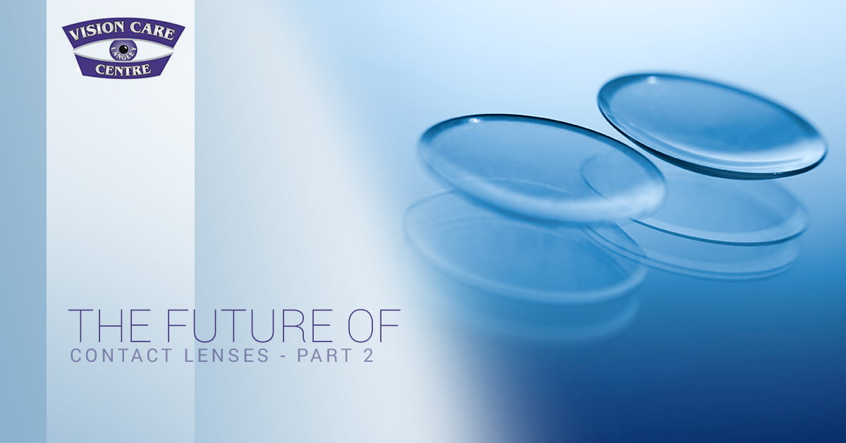 contact lenses from vision eye care centre in langley